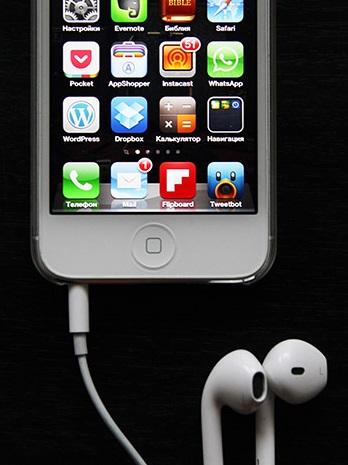 Не работают наушники на iPhone - Чиним Яблоки 29a16ec50d872